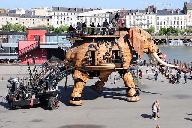 Gran Elefante de Nantes