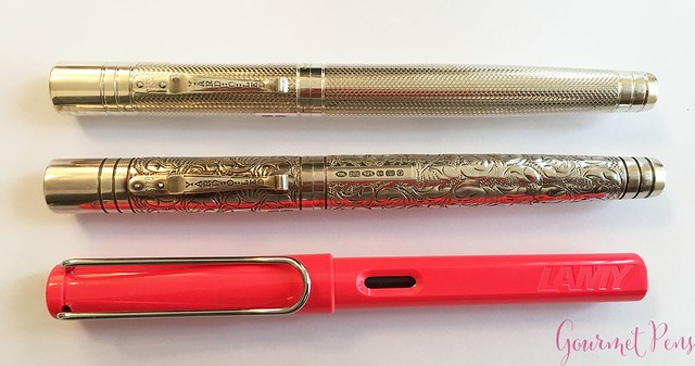 Yard-O-Led Viceroy Grand Barley Fountain Pen 4