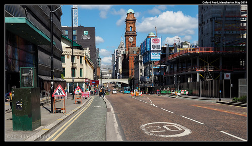Oxford Road | by jason_hindle
