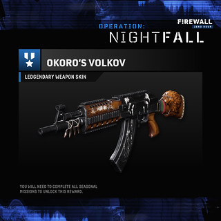 Firewall Zero Hour - Operation: Nightwall