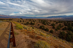 Ovens Valley east of Sierra Nevada