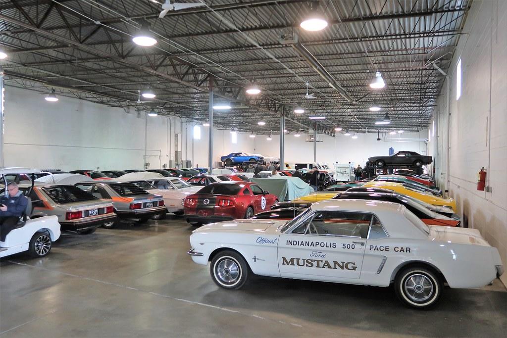 Mike Berardi Car Collection, Metro Detroit, MI