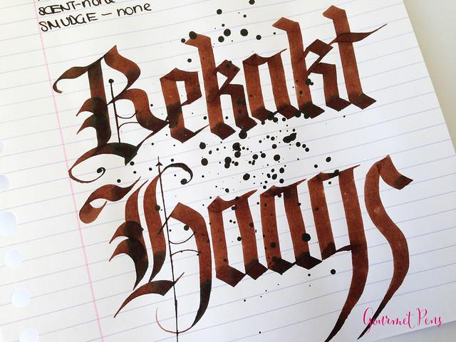 P.W Akkerman Bekakt Haags Ink 7