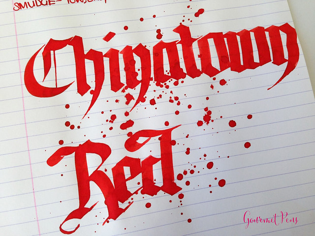 P.W Akkerman Chinatown Red Ink 7