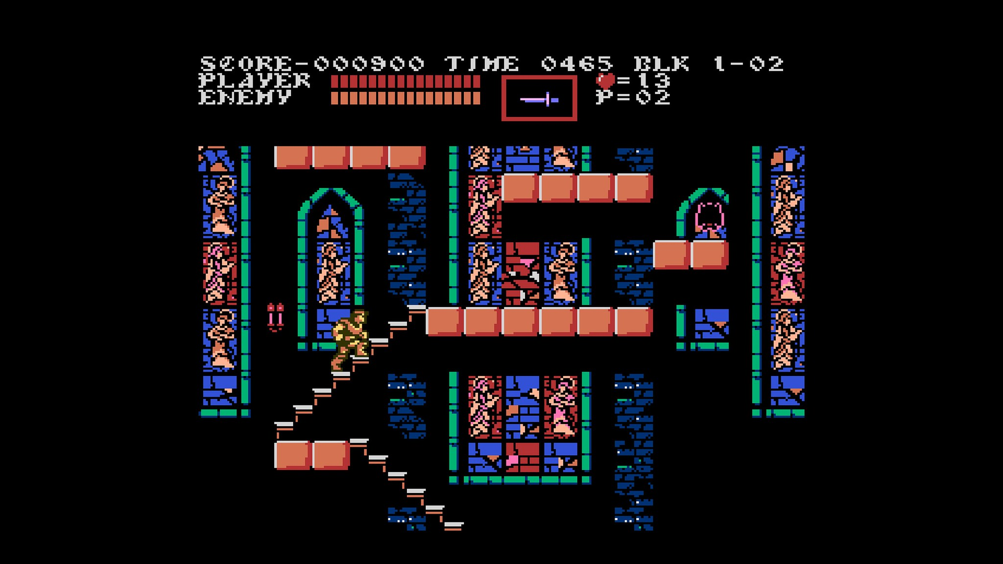 Development secrets, tips and news on Castlevania Collection