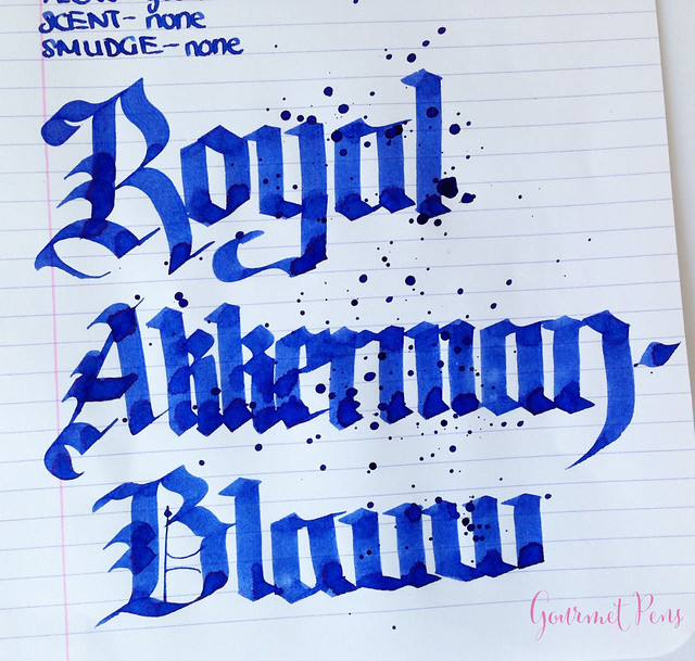 P.W Akkerman Royal Akkermanblauw Ink 7