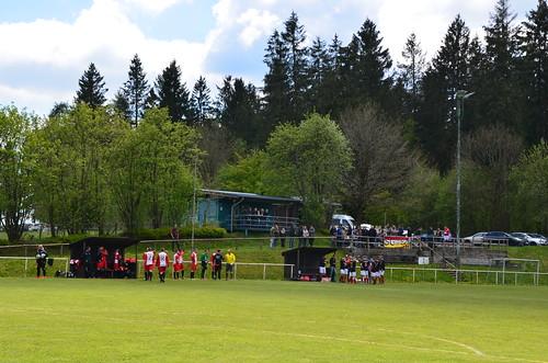 Sportgemeinschaft 92 3:1 SG Oleftal