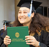 """Leeward Community College celebrated spring 2019 commencement on Friday, May 10, 2018 at Tuthill Courtyard. For even more photos, go to the Leeward CC 2019 commencement ceremony album at: <a href=""""https://www.flickr.com/photos/leewardcc/sets/72157691388578653"""">www.flickr.com/photos/leewardcc/sets/72157691388578653</a>"""
