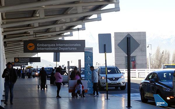 SCL Rampa de acceso terminal (RD)