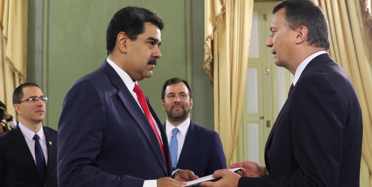 Venezuela y Suiza fortalecen Diplomacia Bolivariana de Paz