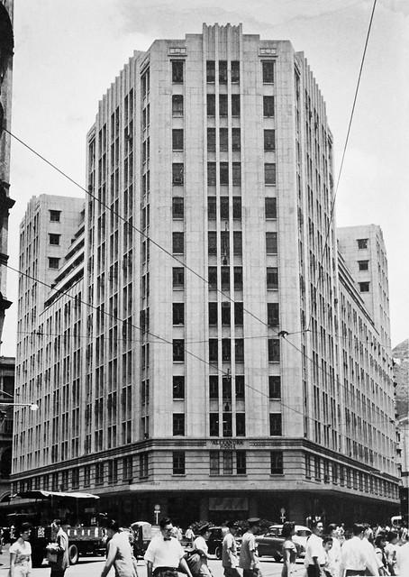 Holland-China Trading Company: Alexandra House, Hong Kong, 1957