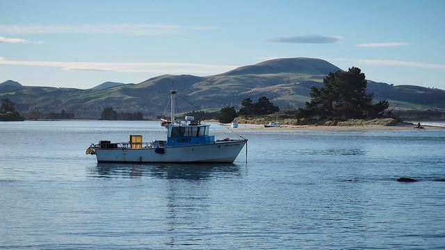 Karitane Fishing boat