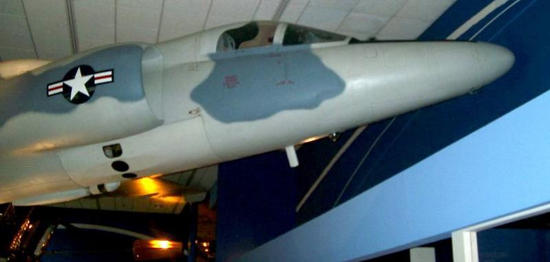 Lockheed U-2C 00005