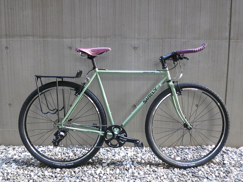 SURLY Cross Check Bull