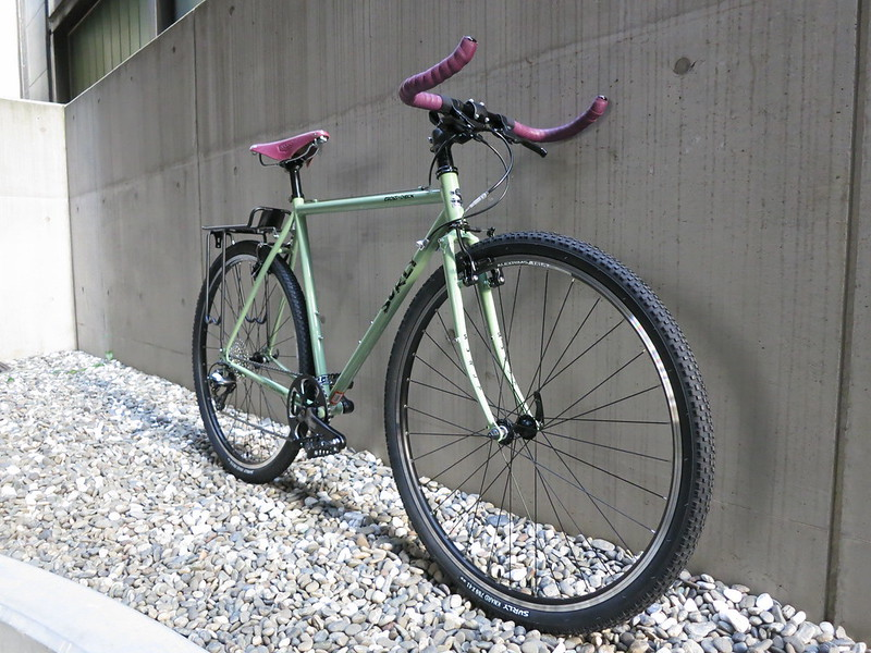 SURLY Cross Check Bull 2