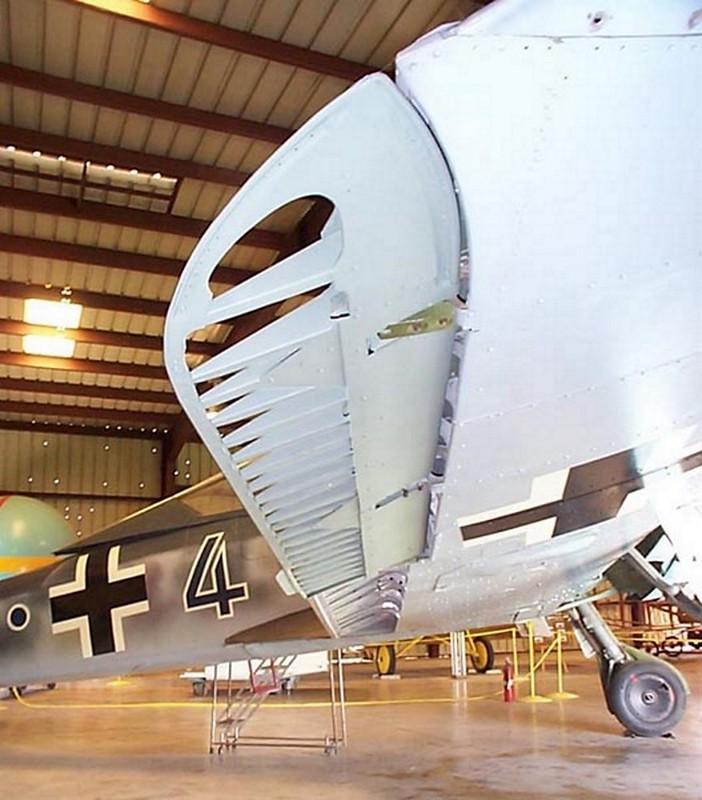 Το Focke Wulf Fw 190 A-8 00002
