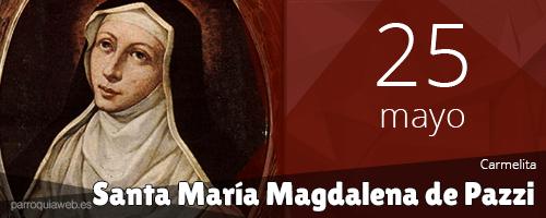 Santa María Magdalena de Pazzi