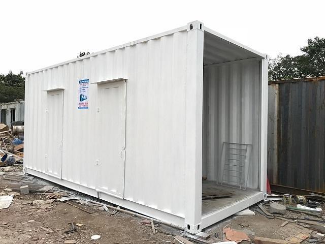 Giá thuê container kho tại Hải Phòng bao nhiêu