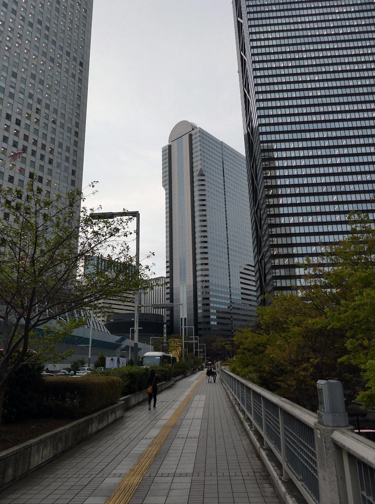 Tocho-dori / Shinjuku-Fukutoshin Route 11