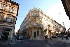 Terézváros on the Corner