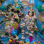 ISKCON Vrindavan Deity Darshan 14 May 2019