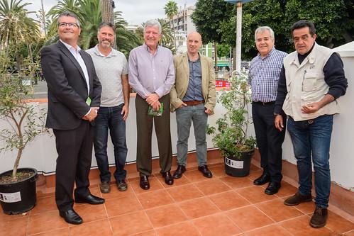 El Jardín Canario entra en la Casa del Turismo