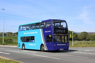 Arriva Buses Wales - CX15BXN, 4637 | by M.R.P Photography