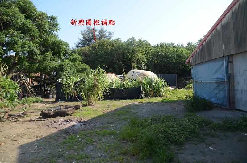 新興台灣省政府圖根補點點位