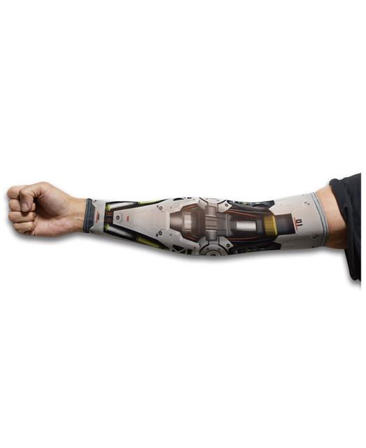 【官圖&販售資訊新增】EPOCH「機械手臂袖套」轉蛋作品!サイボーグアーム