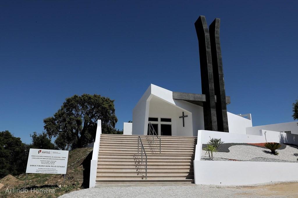 Dedicação da Igreja da Sagrada Família, Roda Pequena, paróquia da Asseiceira, Concelho de Tomar.