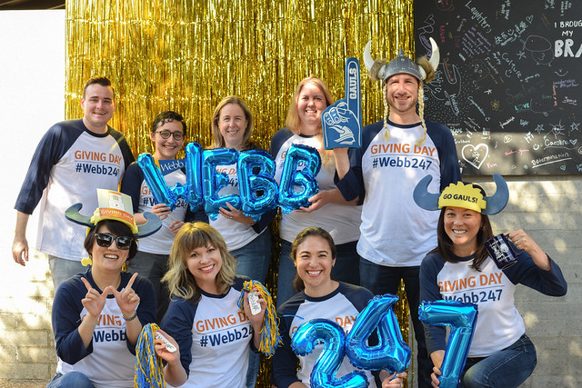 2019 Webb Giving Day