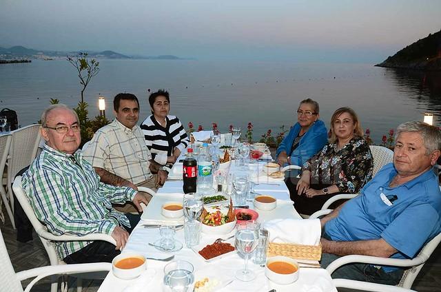 Nuri Görkey, Murat Levent Koçak, Emine Koçak, Hicran Kan, Rezan Görkey, Mehmet Kan.