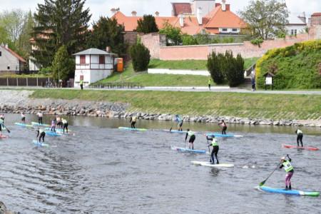 Sečskou přehradu ovládnou paddleboardy a dětský den