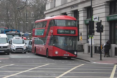 Arriva London LT184 LTZ1184