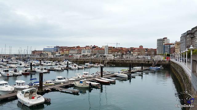Pasamos un día en Gijón (1)