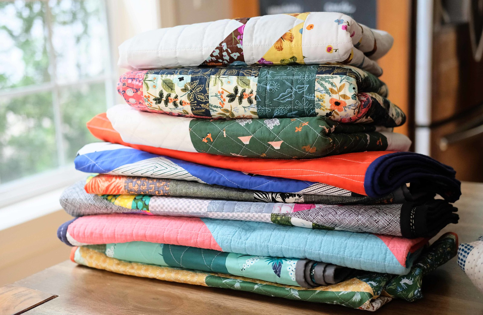2019 Quilts to be Donated