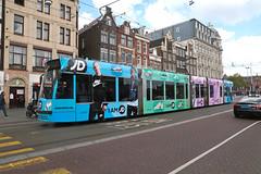 Damrak - Amsterdam (Netherlands)