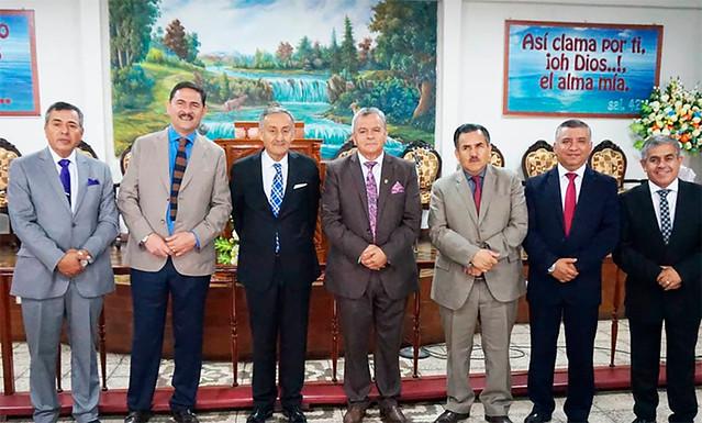 Delegación de pastores chilenos participa en 52º Conferencia IMP Perú en Tacna
