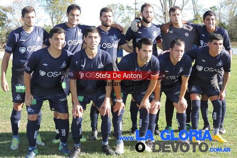 Sports-Alfonzo. Liga local. 14/05/19