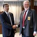 President Nakao and Australian ambassador discuss collaboration