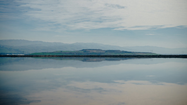Landfill Reflections