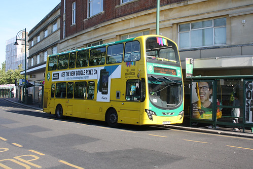 Yellow Buses 188 BL14LTE