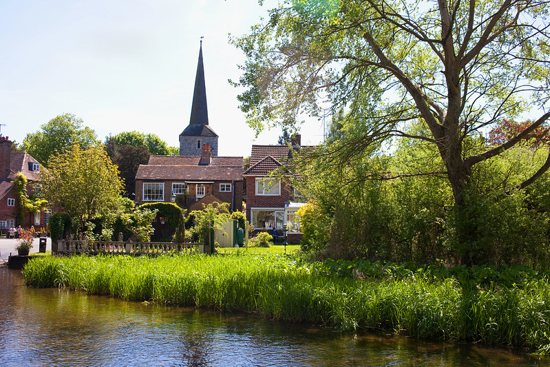 Eynsford Village (kent)