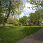 Green at Winckley Square, Preston