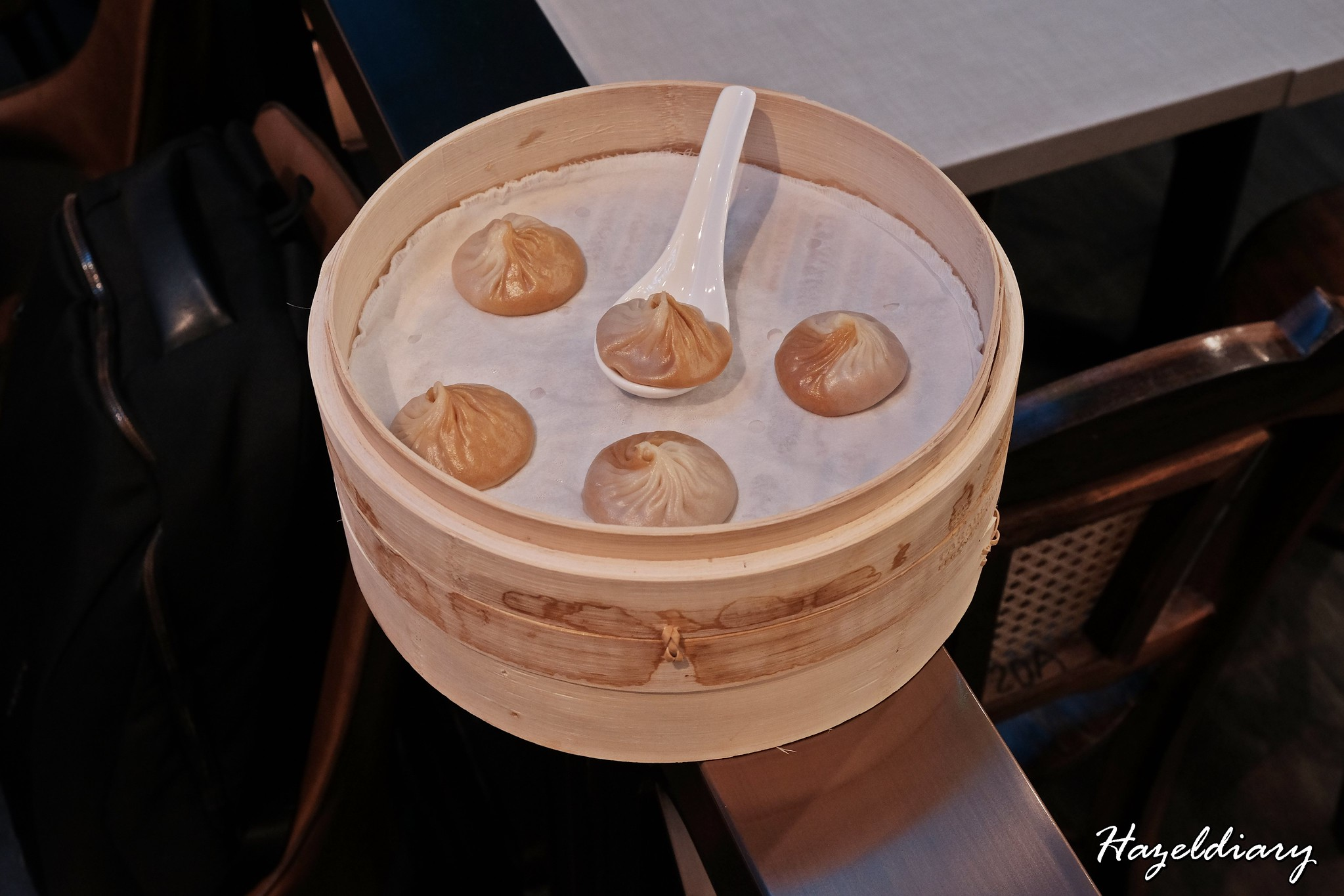 Paradise Dynasty Suntec City Outlet-Brown Sugar Xiao Long Bao