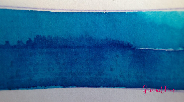 Toucan Bright Blue Ink Review 2