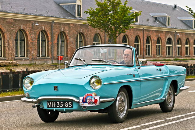 Renault Caravelle 1964 (7160)