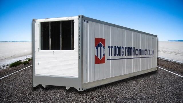 mua bán cho thuê container làm văn phòng