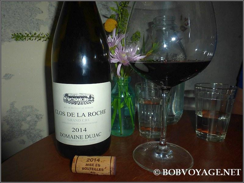 Domaine Dujac Clos de La Roche 2014 ב-בר 51 - bar 51