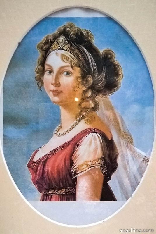 Луиза Августа Вильгельмина Амалия Мекленбургская